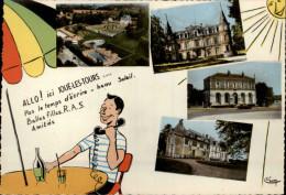 37 - JOUE-LES-TOURS - Multi Vues - France