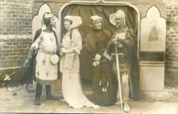 Militaria - Wiedmayer Ellwangen - Camp Prisonniers Officiers - Théatre - Ecrit Au Dos : Bertrade Fort Prinz Karl 18/8/18 - Guerre 1914-18