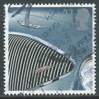 1996 GRAN BRETAGNA USATO AUTO 27 P - U06 - 1952-.... (Elizabeth II)