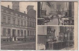 Restaurant Von Wilh. Hofer - Dortmund - Lebhaft - 1911 - Verlag Paul Lukowski, Dortmund - Hotels & Gaststätten