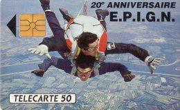 TELECARTE E.P.I.G.N. *SIGNEE* (En144b) - 50 Units