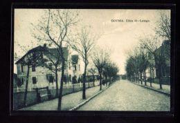 Ansichtskarte Gdynia Ullca 10 Lutego - Ohne Zuordnung