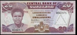 SWAZILAND :  20 Emalangeli - P17 - Swaziland