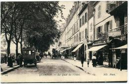 29 QUIMPER ++ Le Quai De L'Odet ++ - Quimper