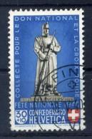 1940 SVIZZERA N.353 USATO - Suisse
