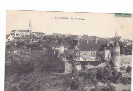 25120 Chantelle - Vue Du Chateau -ed ? - France