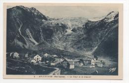 74 HAUTE SAVOIE - ARGENTIERE Le Tour Et Le Glacier (voir Descriptif) - Andere Gemeenten