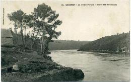 29 QUIMPER ++ La Rivière Porsgin - Entrée Des Vire-Courts ++ - Quimper