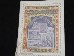 ALGERIE - Livret Contenant 25 Valeurs Neufs Montés Sur Charnières - A Voir - Lot P12115 - Algeria (1962-...)