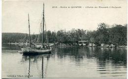 29 QUIMPER ++ Rivière De Quimper - L'Entrée Des Virecourts à Kerbernès++ - Quimper