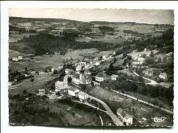 CP - LE THOLY (88) VUE PANORAMIQUE AERIENNE - France
