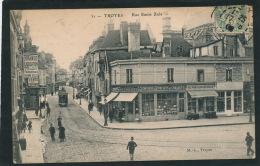 TROYES - Rue Emile Zola - Troyes