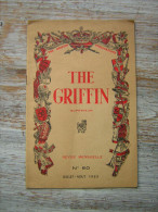 THE GRIFFIN PUBLICATIONS  SUPERIEUR  REVUE MENSUELLE  N° 60  JUILLET - AOUT 1962  THE STONES OF PLOUVENIC - Magazines & Newspapers