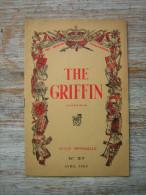THE GRIFFIN PUBLICATIONS  SUPERIEUR  REVUE MENSUELLE  N° 57  AVRIL 1962  ALBERT SCHWEITZER - Magazines & Newspapers