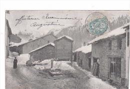25131 Suisse Montagne Hivers Neige -ed Brooke Kuhn