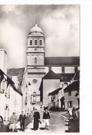 25134 SAINT-SERVAN - Rue De La Fontaine - Eglise Paroissiale  -ed Globe -curé 4cv