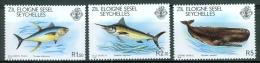 Zil Elwannyen Sesel Seyshelles 1976 Fish  MNH** - Lot. 4091 - Seychelles (1976-...)