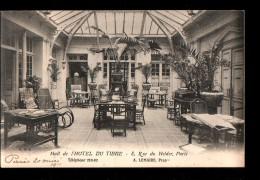 75 PARIS IX Hotel Du Tibre, Rue Du Helder, Lemaire Propriétaire, Ed G&A, 1911 - Arrondissement: 09