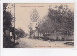 CASSAGNE : Avenue De L'ariege - Tres Bon Etat - Otros Municipios