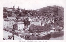 12 - Saint Geniez D Olt -  Rive Droite Du Lot - Altri Comuni