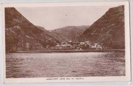 Île Sainte-Hélène - Saint Helena Island - Jamestown From Sea - Saint Helena Island