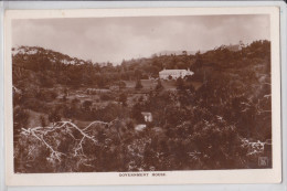 Île Sainte-Hélène - Saint Helena Island - Government House - Sant'Elena