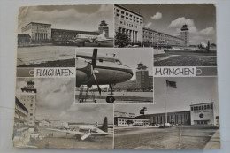 MUNCHEN FLUGHAFEN - Aerodromi