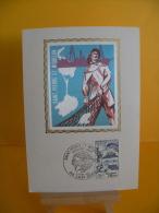 FDC > Carte Maxi > Saint Pierre Et Miquelon - 975 Saint Pierre - 9.1.1982 - 1er Jour,Coté 3 € - Cartes-maximum