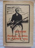 Guerre 14-18 - Namur - EO 1930 � ouvrage rarissime