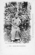 Jeune Fille Laotienne - Laos