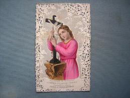 IMAGE PIEUSE - CANIVET  - LE DEVOIR EST SOUVENT PENIBLE - Images Religieuses
