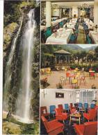 25140 MONT DORE Hotel Cascades Logis Constantin Proprietaire Chef Cuisine -tel 136-photo Lizon -restaurant - Restaurants