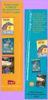 Marque-page °° Sncf - Gallimard Voyage En Page R.Friedman Aristide  °-°   5 X 19 - Lesezeichen