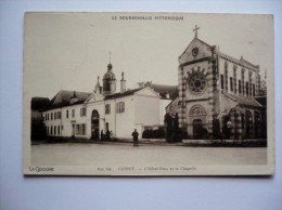 03 - CUSSET - L'HOTEL-DIEU Et La Chapelle - Andere Gemeenten