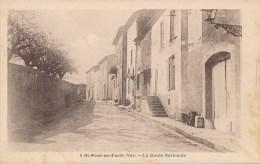 83 - SAINT PAUL EN FORET - Route Nationale (2) - Sonstige Gemeinden