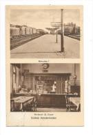Allemagne - Bahnsteig I Et Wartesaal III. Klasse - Solbad Salzderhelden - Bahnhofwirtschaft -Circulé:1937 - Unclassified