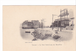 25151 Toulon -fort Saint Louis Du Morillon - Ed Level - - Toulon