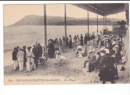 25152 Toulon -Sablettes Les Bains -la Plage -726 Bougault - - Toulon