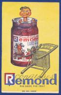 REMOND Confitures. - Buvards, Protège-cahiers Illustrés