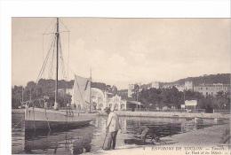 25154 ENVIRONS DE TOULON -TAMARIS- Pont Hotels -4 LL Bateau Voilier - Toulon