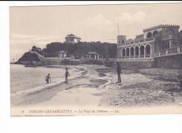 25157 TOULON -sablettes Les Bains -plage Chateau -LL 2 - Toulon