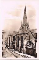 15473. Postal GUINGAMP (Cotes D'Armor) Basilique Notre Dame De Bon Secours - Guingamp