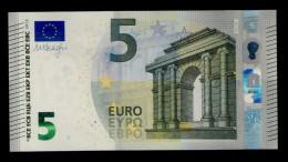 AUSTRIA 5 EURO N014 A6 AUTRICHE ÖSTERREICH - N014 A6 - NA611554.... UNC - NEUF - NEW Bankfrisch - EURO