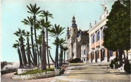 Principaute De Monaco - Casino De Monte Carlo: Terrasses Sur Le Mer 1956 - Spielbank