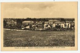 CPA Rhône - 69 - Ecole D´Agriculture De Cibeins - Francia