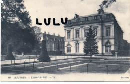 DEPT 18 : Bourges , L Hotel De Ville ( Sépia ) - Bourges