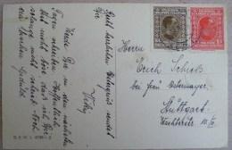 Litho Illustrateur KRÄNZLE KRAENZLE B.K.W.I. BKWI 4728 Paques Lapin Oeuf Enfants Voyagé Timbre SLOVENACA 50 + 1 D - Kraenzle