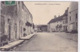 Baigneux-les-Juifs - Une Rue De Baigneux - Frankrijk