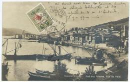 Constantinople, Ile Des Princes, Vue De Hatki, Carte Photo N° 151 Editeur MJC, Belle Oblitération - Turquie