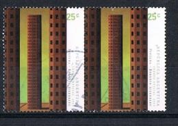2003 - ARGENTINA - DIPINTO DI R. AIZENBERG. USATO - Argentina